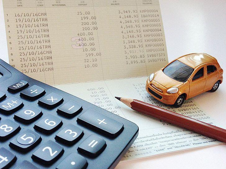 Car hire insurance costs added up