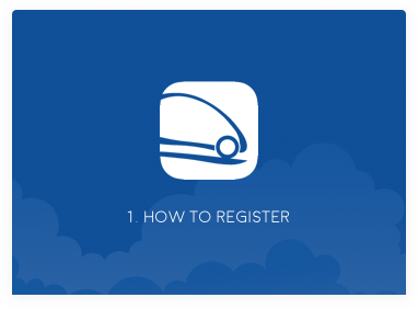 App video how to register