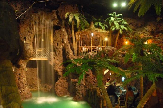 Casa bonita restaurant - Colorado